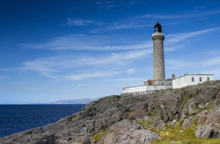 The drive to Ardnamurchan Lighthouse