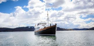 Argyll Cruising Scotland