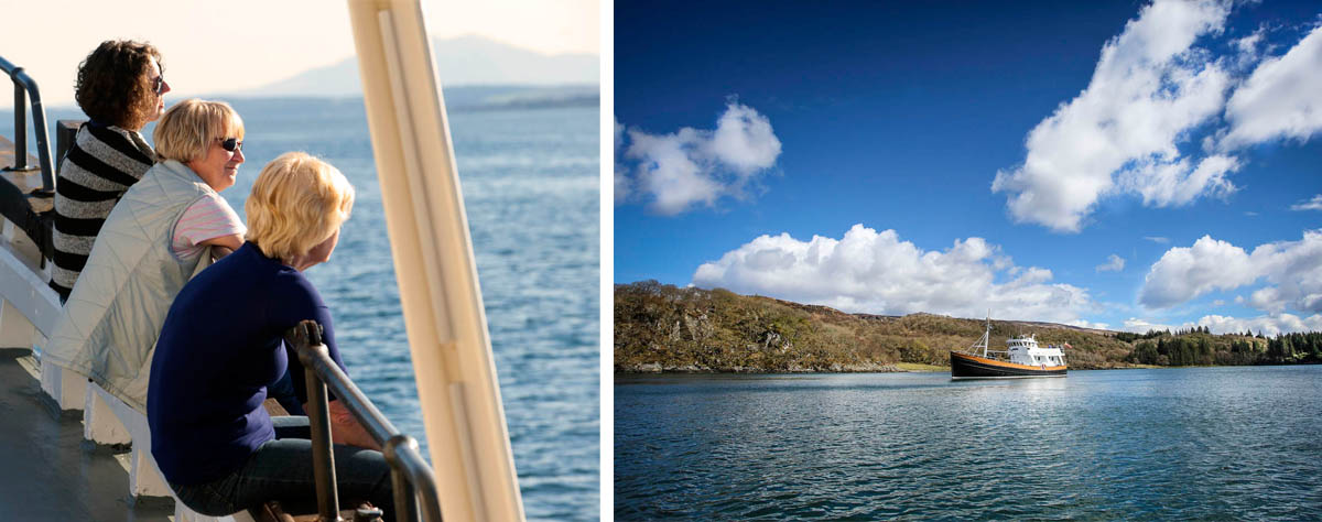 Spectacular Scottish Cruises