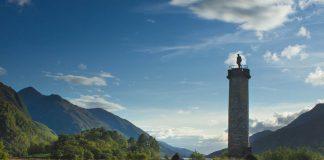 Glenfinnan Monument, Loch Shiel, Lochaber
