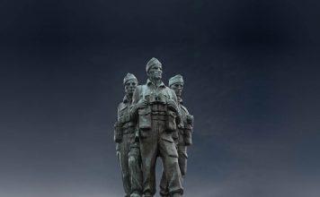 Commando Memorial, Spean Bridge, Inverness-shire.