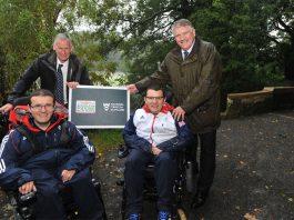 Ayrshire Paralympians