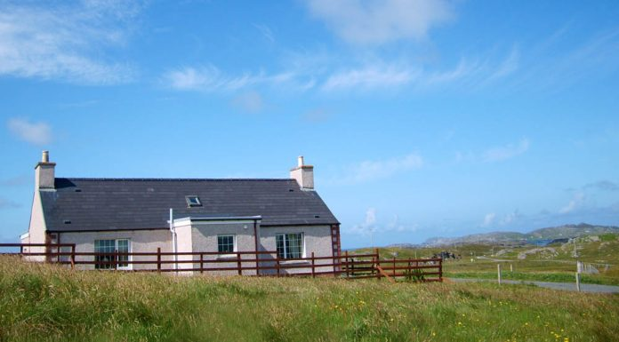 Harsgeir View Cottage, Great Bernera, Isle of Lewis