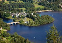 Kenmore Bridge Perthshire